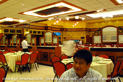 President Grand Palace Restaurant, Chinatown