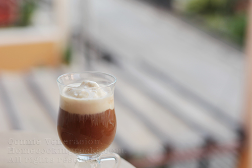 Coffee float