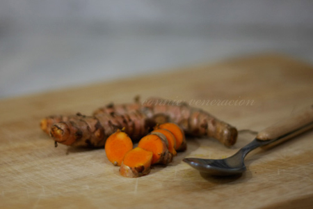 casaveneracion.com Turmeric or yellow ginger