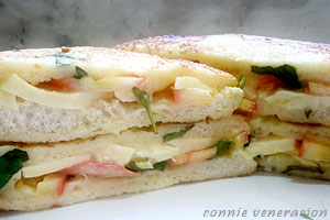 cheese-tomato-sandwich