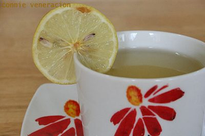 lemon-honey-drink