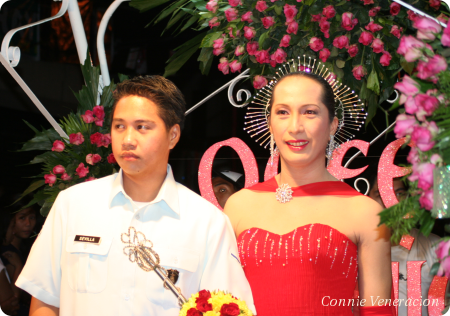 Gay Flores de Mayo, Marikina City