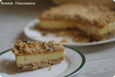 oatmeal-mango-cheese-pie
