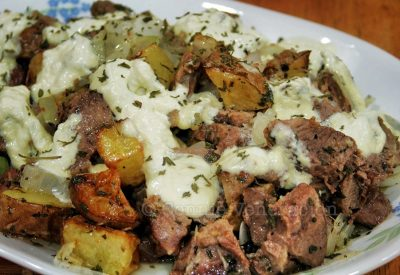 beef-brisket-potatoes-sour-cream