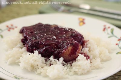 pork-chops-bluberry-sauce