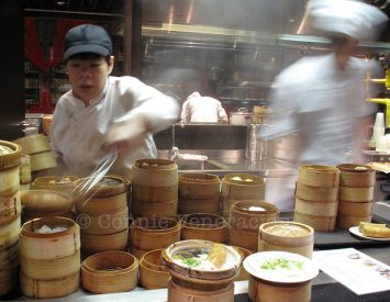 Fortunate dim sum and other stories from Singapore