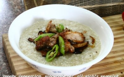 duck-ginger-congee