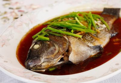 steamed-tilapia