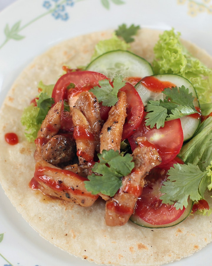 "Carnitas: Mexican ""little meats"" dish"