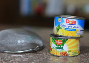 Canned pineapple face off: Del Monte versus Dole