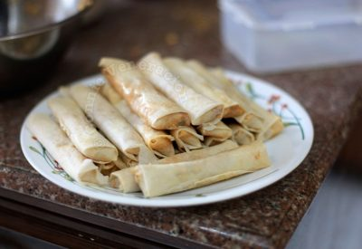 storing-uncooked-spring-rolls