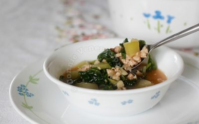 miso-chayote-spinach-soup