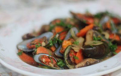 mussels-mushrooms-stirfry
