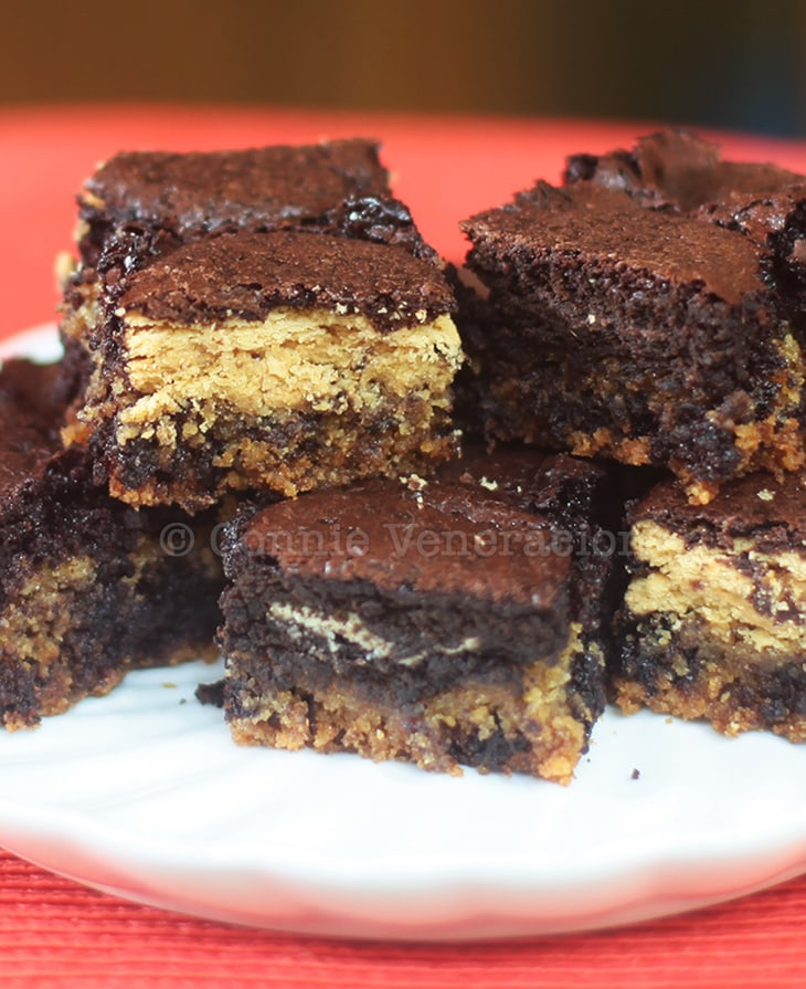 ... -heaven brownies (because there's really nothing slutty about them