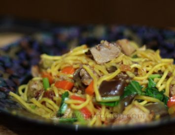 From fried rice to lo mein: what to do when day-old rice goes bad