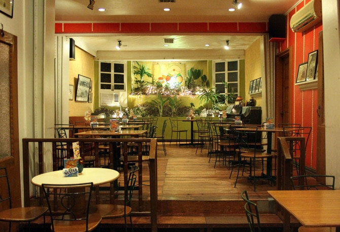 Small Talk Cafe in Legazpi City