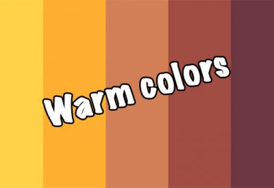 colors-warm