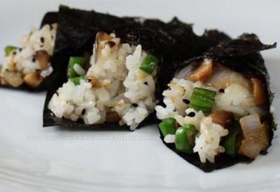 sticky-rice-nori-shiitake