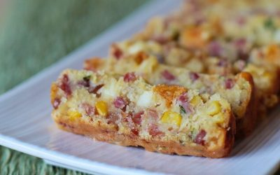 3-cheese-corn-ham-bread