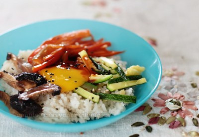 bibimbap-style-rice-vegetables