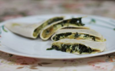 spinach-quesadillas