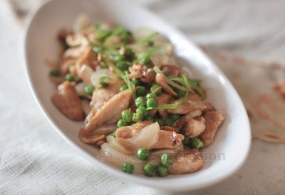 chicken-cashew-nuts-green-peas