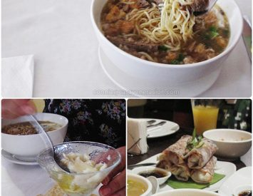 Bacolod food trip, part 3: La Paz batchoy, boqueron and the ensalada of my dreams