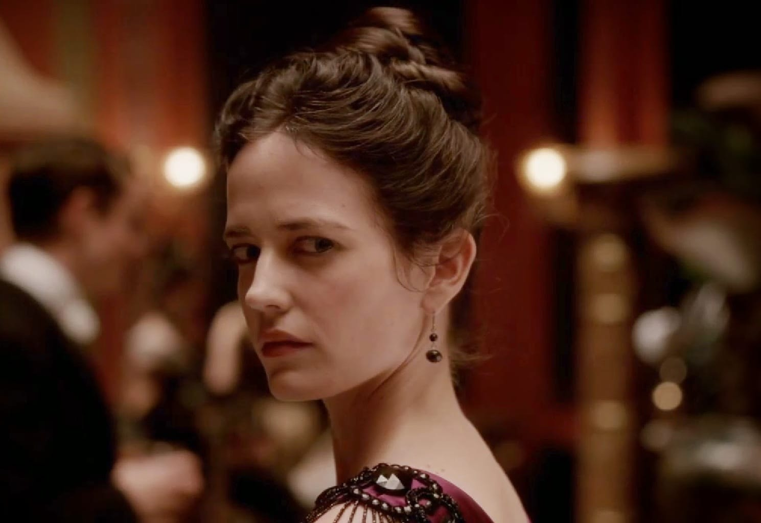 """Penny Dreadful"" and Eva Green 