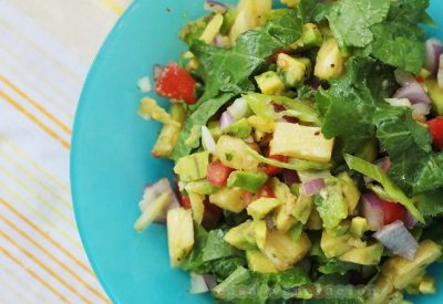 avocado-pineapple-salad