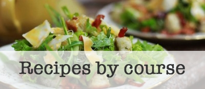 View Recipes by Course