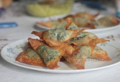 spinach-cream-cheese-dumplings