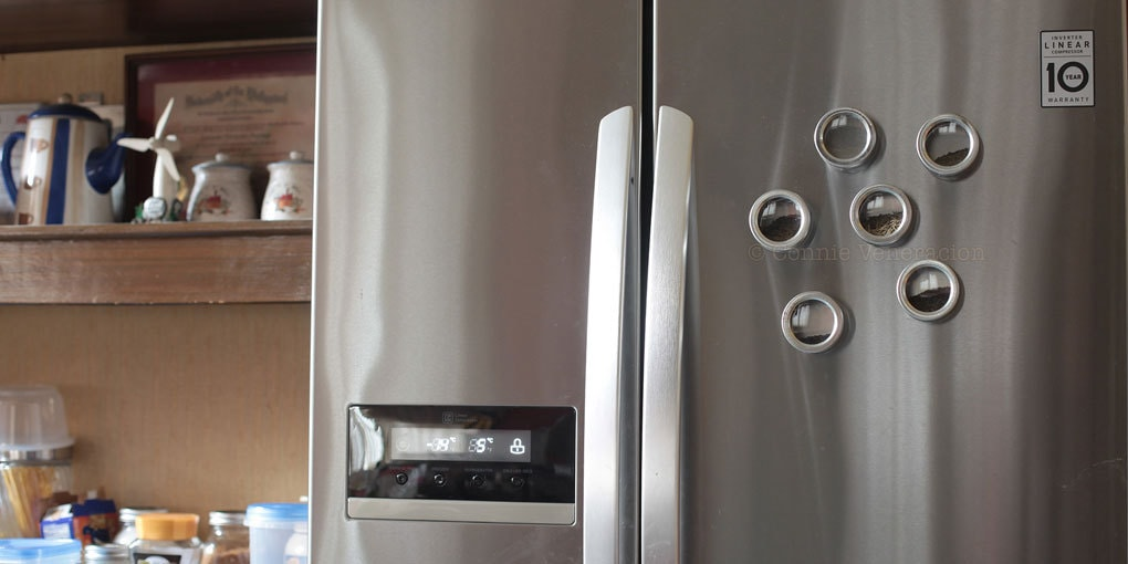 The proof: A refrigerator with inverter compressor means lower power consumption | casaveneracion.com