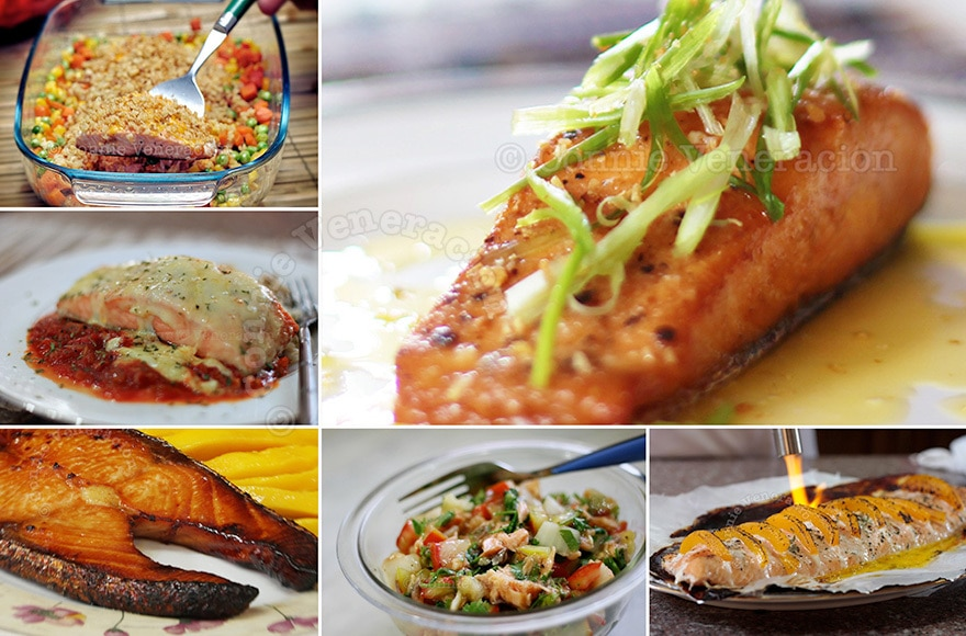 12 Salmon Recipes To Try Before the Year Ends | casaveneracion.com