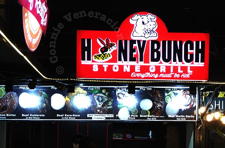 Pitstop Foodpark: Honey Bunch