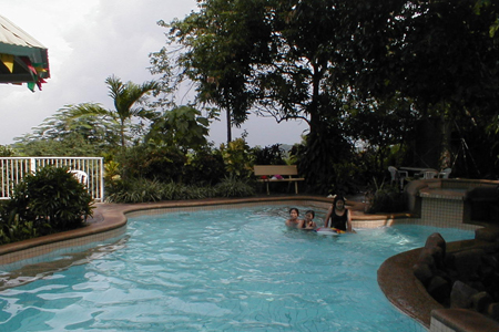 cattleya farm resort big pool