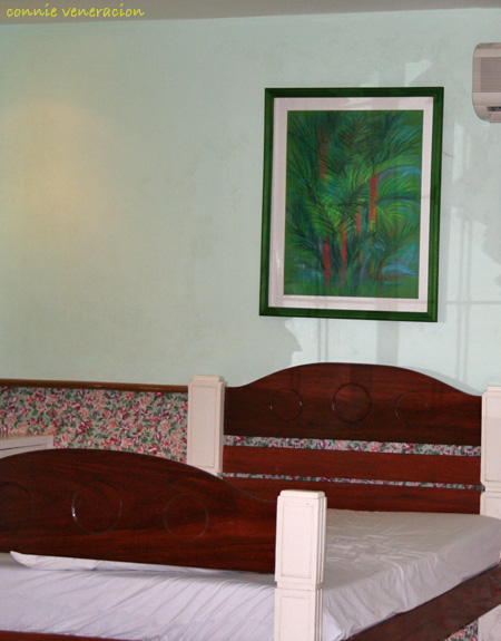 Callospa - rooms for overnight stay