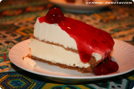 casaveneracion.com strawberry cheesecake