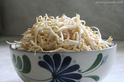 casaveneracion.com togue or mung bean sprouts