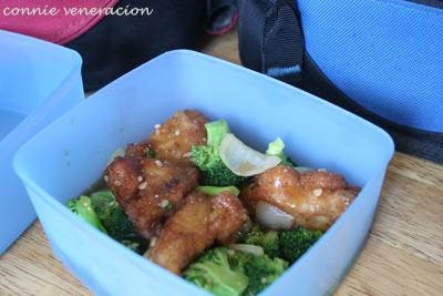 casaveneracion.com Fish fillets with broccoli in oyster sauce
