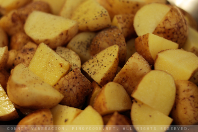 casaveneracion.com Potato wedges