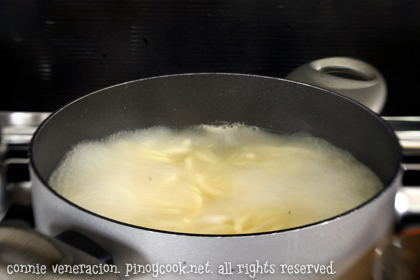 how to cook fresh egg noodles