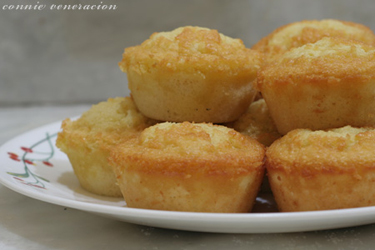 buttery cupcakes