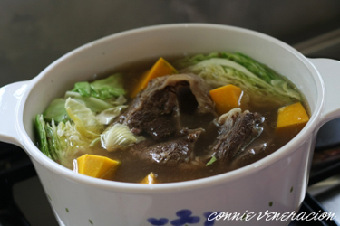 casaveneracion.com nilagang baka (beef) with kalabasa (squash) and cabbage