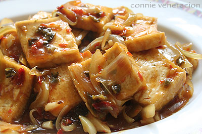 how to cook tofu without oil