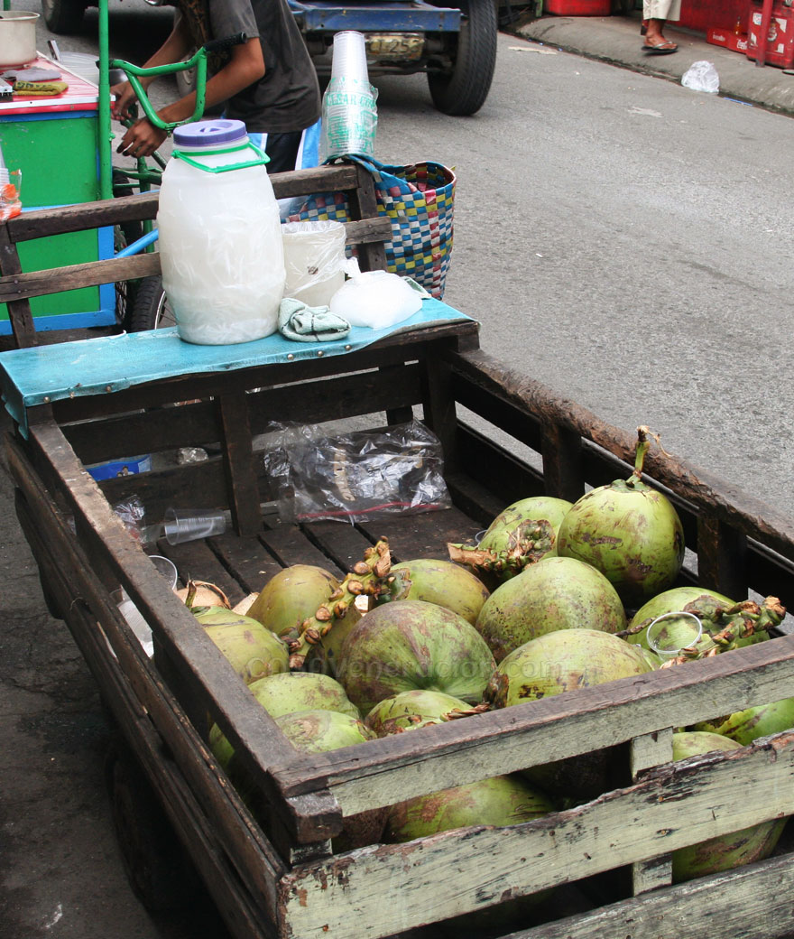 casaveneracion.com fresh coconut vendor