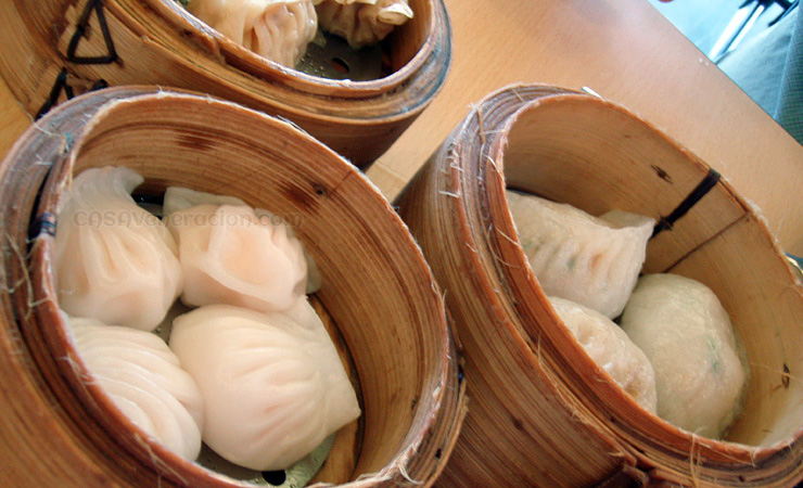 How to photograph food: dumplings