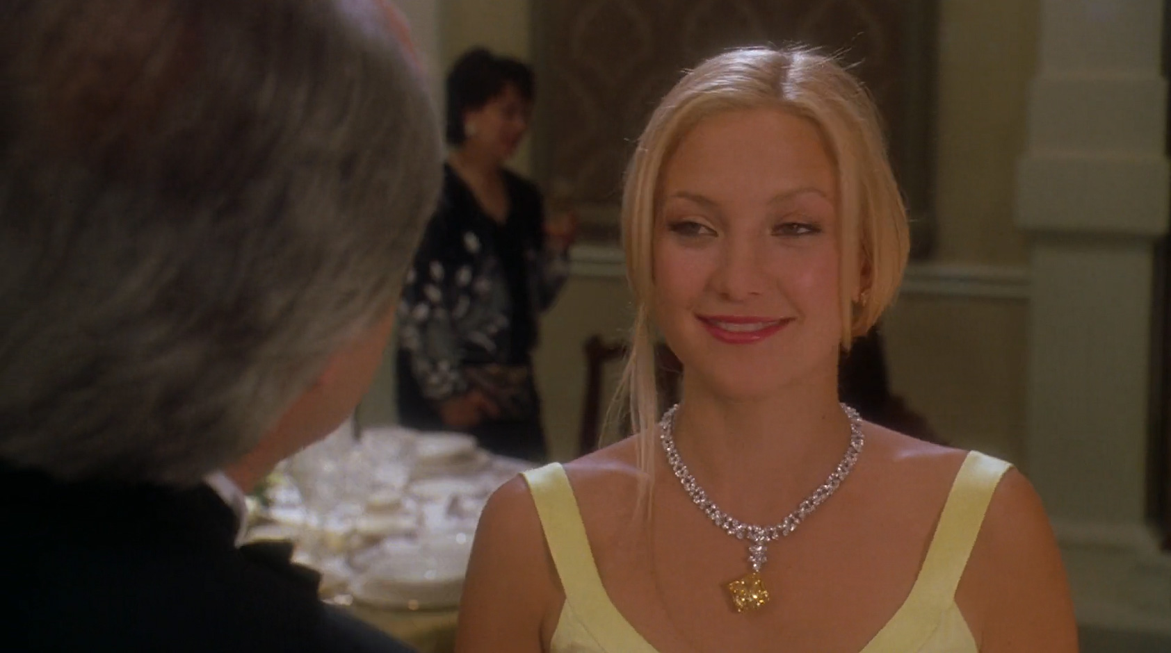 Harry Winston Necklaces On Marilyn Monroe Kate Hudson And