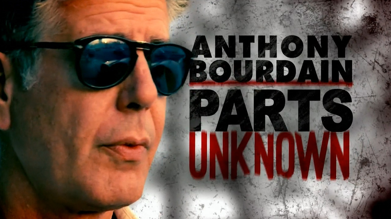 Parts Unknown: Anthony Bourdain is like wine; he gets better with age | casaveneracion.com