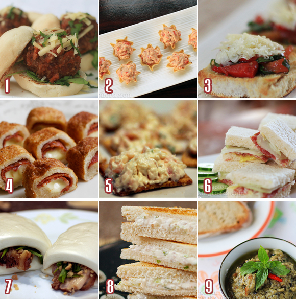 85 food ideas for christmas in the philippines food business filipino finger food recipes for party forumfinder Gallery