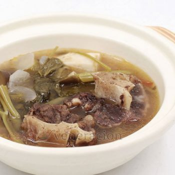 Oxtail Sinigang Recipe